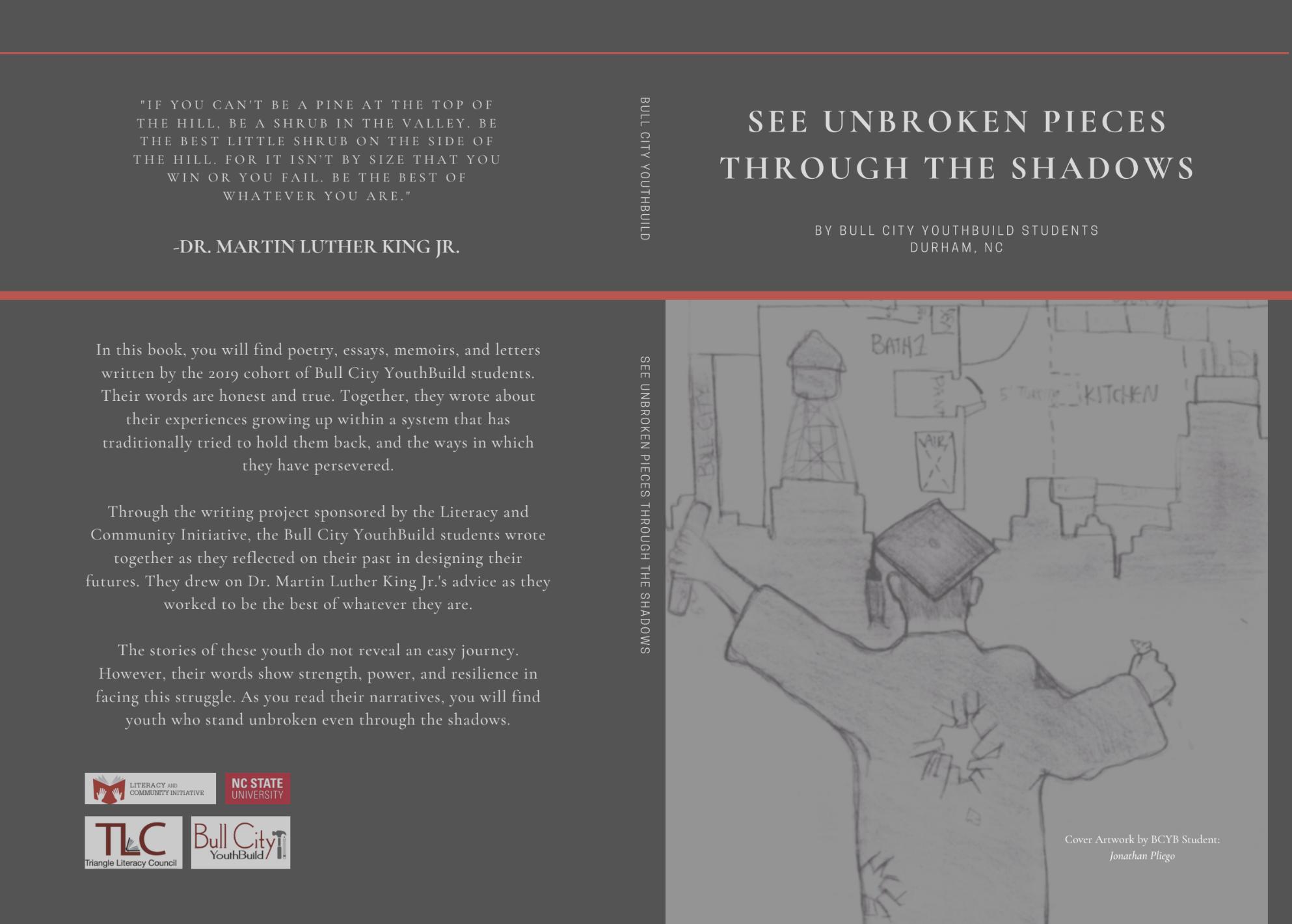 """Cover art for """"See Unbroken Pieces Through the SHadows"""""""