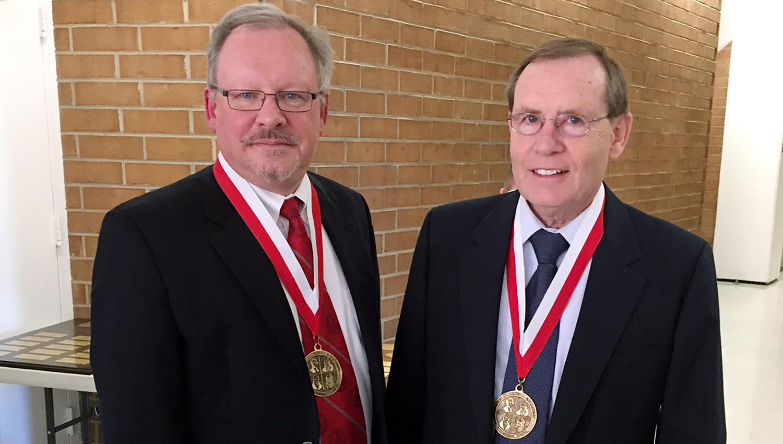 Orthogonal Medal Winners