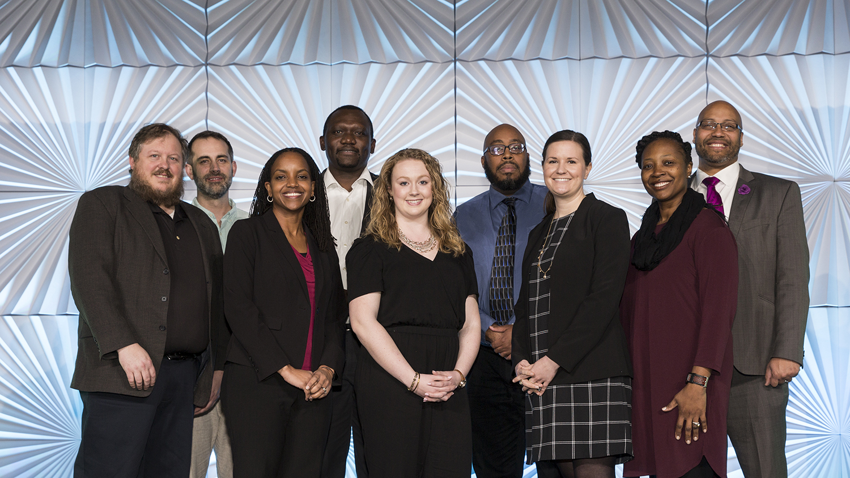 A photo of the 2019 DREAM Fellows
