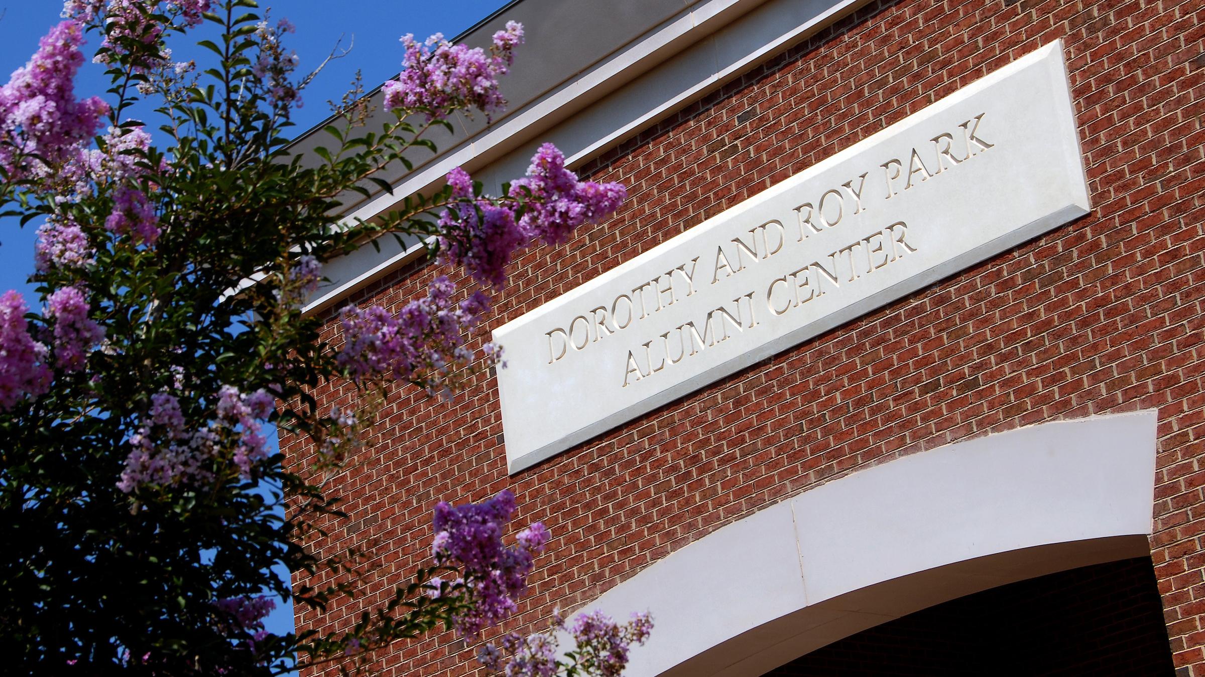 A photo of Park Alumni Center