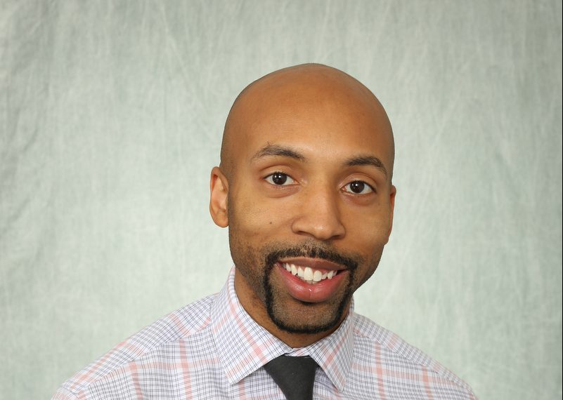 DeLeon Gray, Ph.D., an associate professor of educational psychology at the NC State College of Education