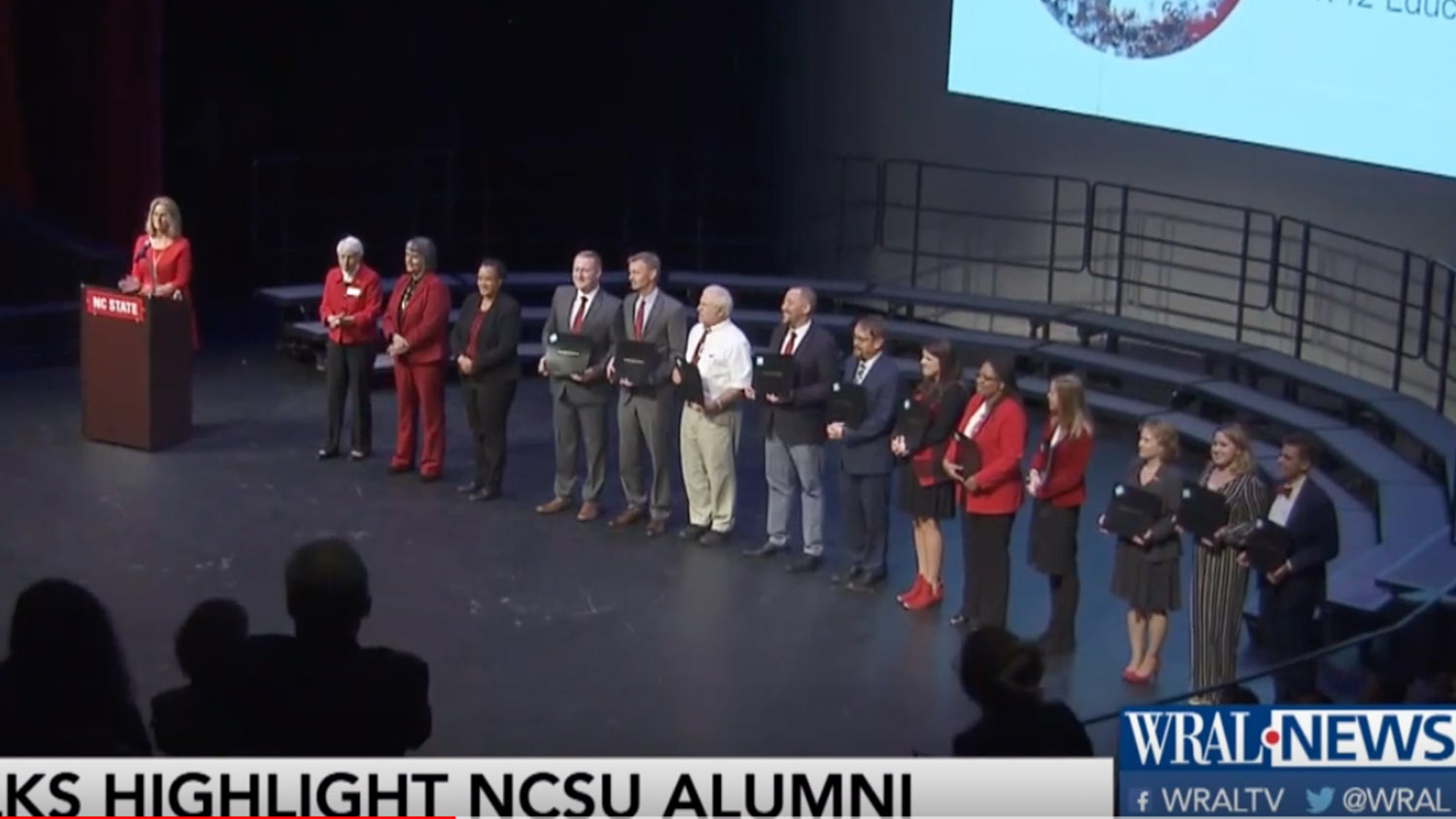 WRAL Coverage of EdTalks