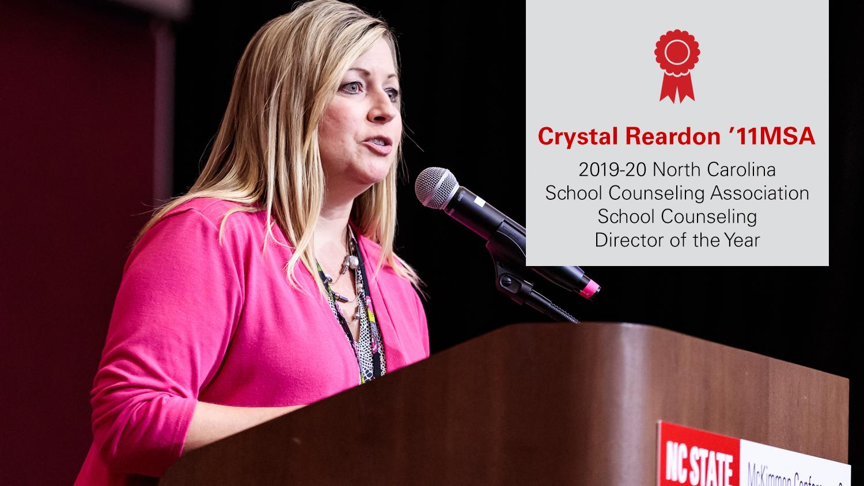 Crystal Reardon
