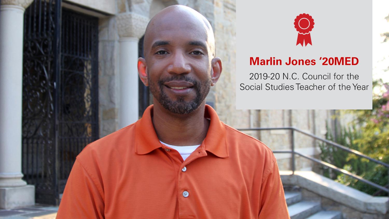Marlin Jones