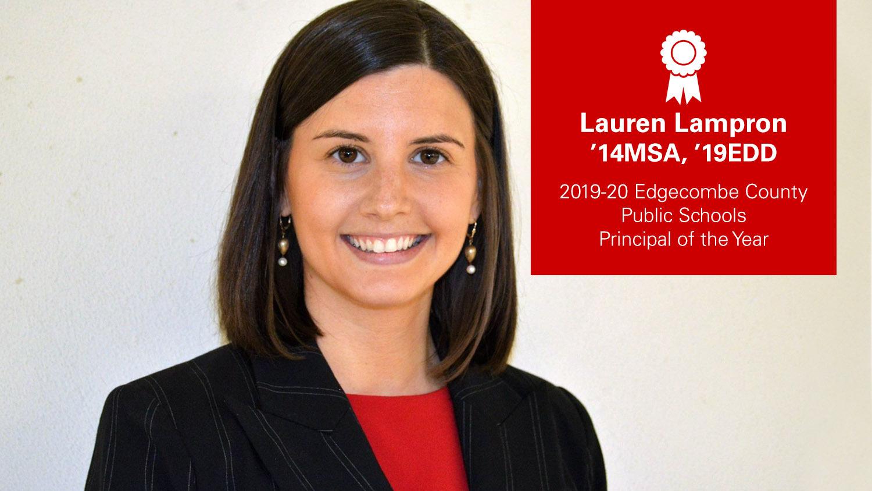 Lauren Lampron