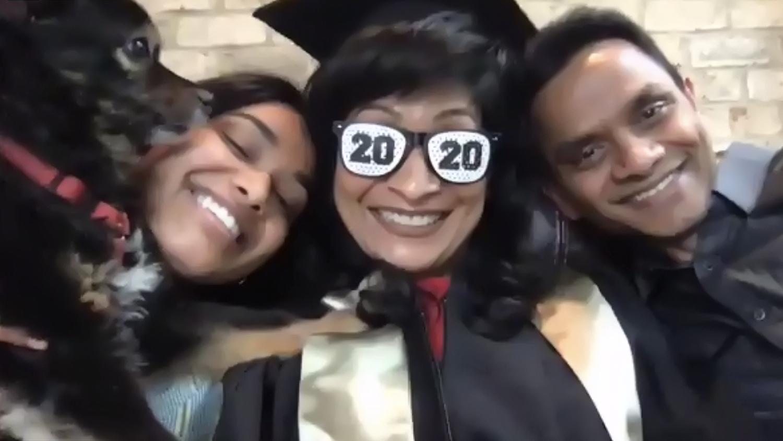 May 2020 Graduating Student