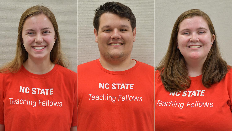 Class of 2020 Teaching Fellows