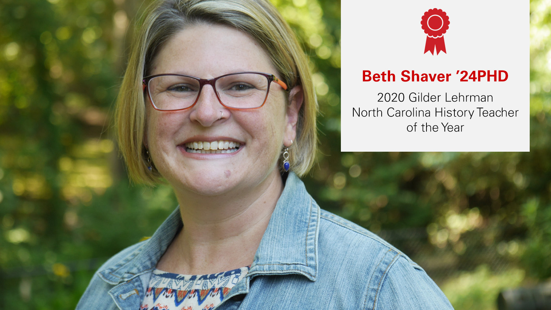 Beth Shaver