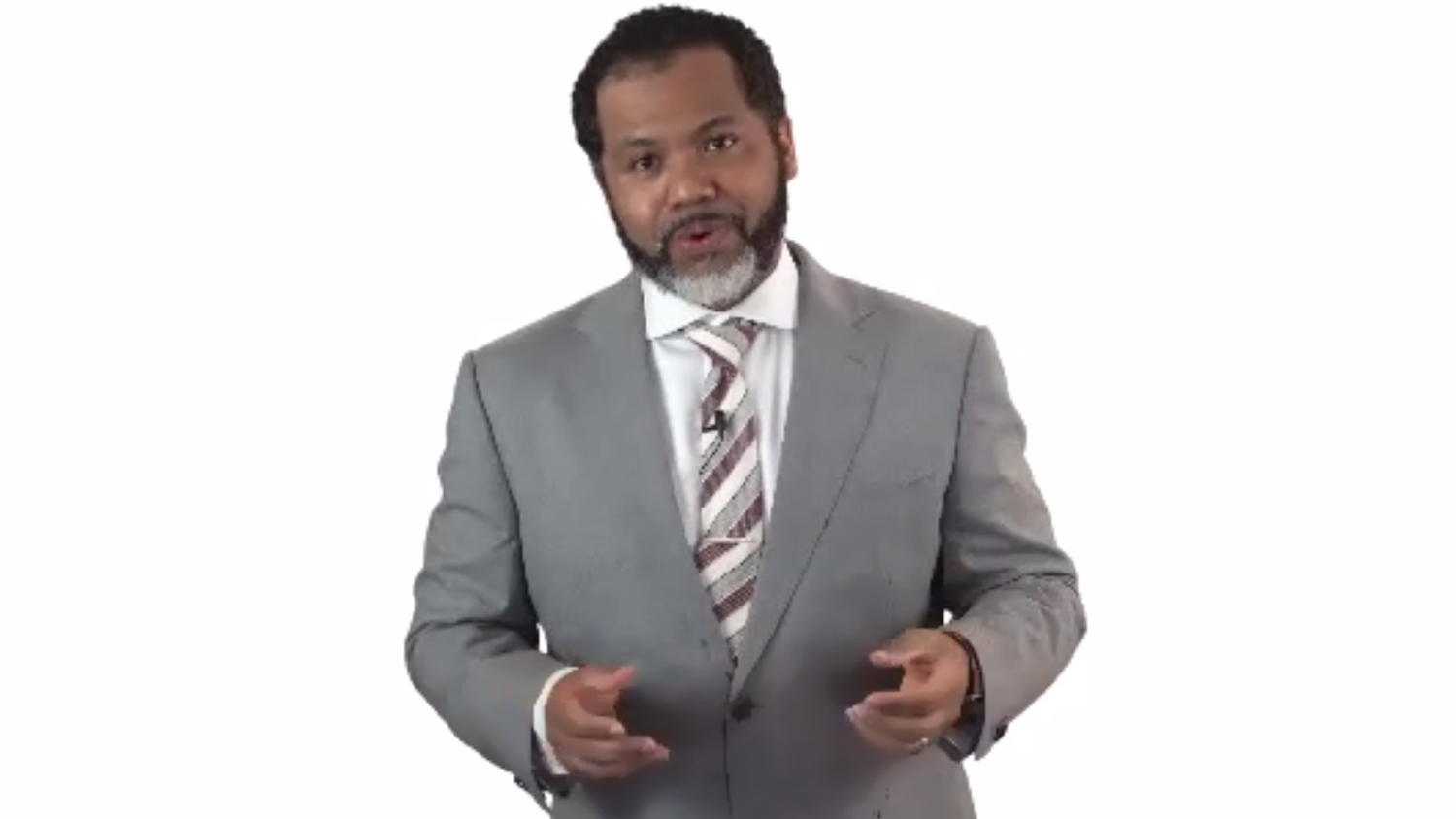 Original Freedom Writer Manny Scott speaks at the virtual 2020 Math Summit hosted at NC State