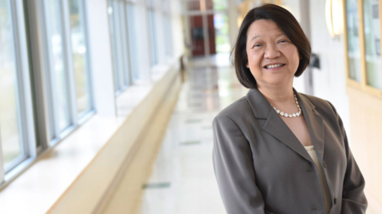 Pam Eddinger, Ph.D., delivered the 2020 Dallas Herring Lecture hosted by the NC State College of Education's Belk Center for Community College Leadership and Research