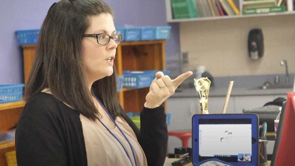 Wolfpack Works teachers