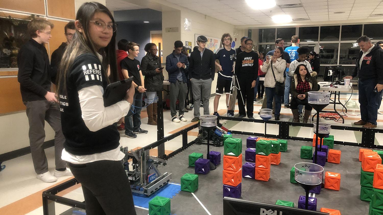 Wolfpack Robotics Club