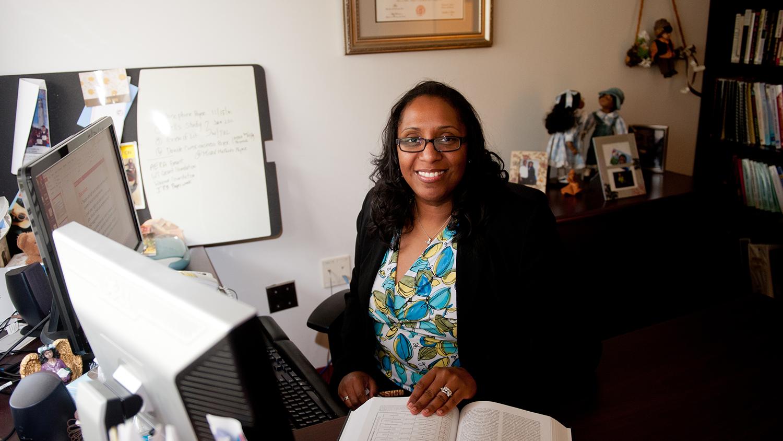 Professor Jessica DeCuirt-Gunby