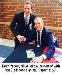 Ron Clark at NELA
