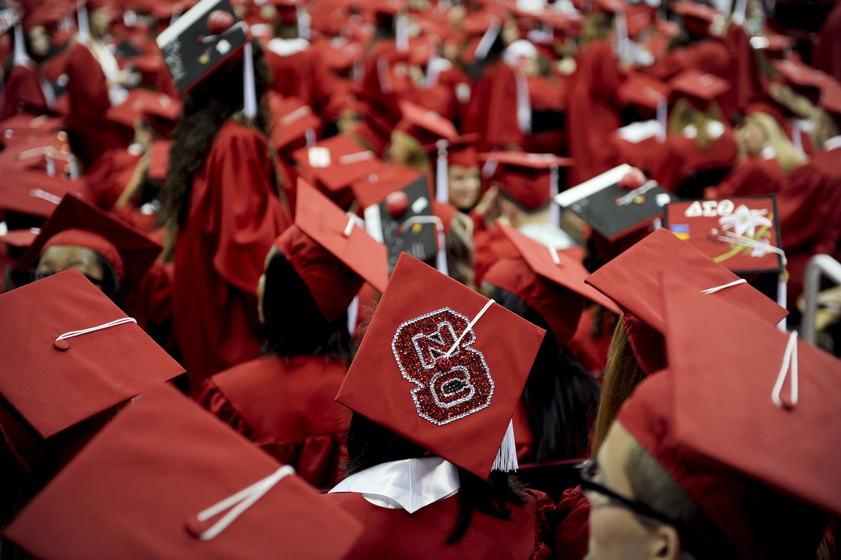 Great Graduates  College Of Education  Nc State University. Help Wanted Ad Template. Simple Theatre Nurse Cover Letter. Lost Dog Halloween Costume. Walmart Grocery List Template. Survey Results Excel Template. Wedding Reception Timeline Template. Poster In French. Graduate School With Low Gpa