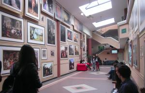 Universidad San Francisco de Quito classroom building