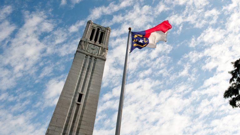 NC State's Belltower