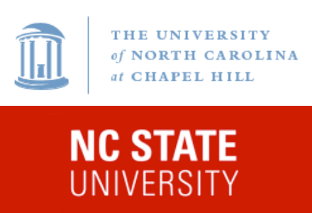 NC State-UNC Logo