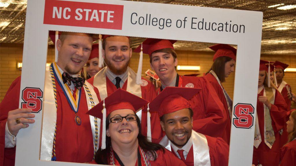 Undergraduate Commencement Graduation 2017