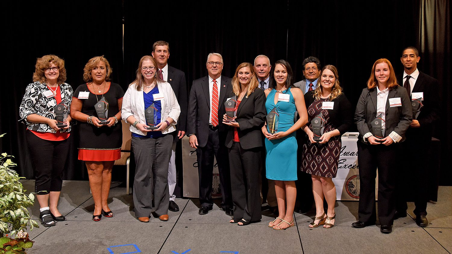 University Awards of Excellence winners