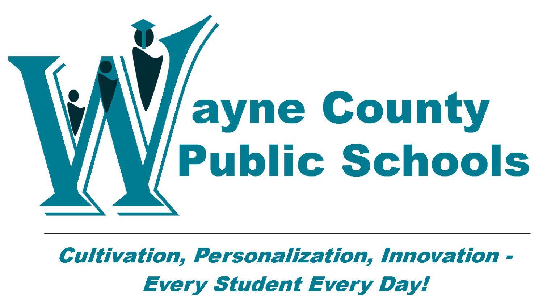 Wayne County Public Schools Logo