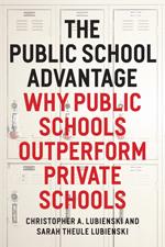 The Public School Advantage Jacket Cover