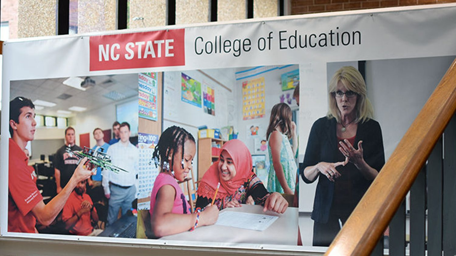 College of Education Banner