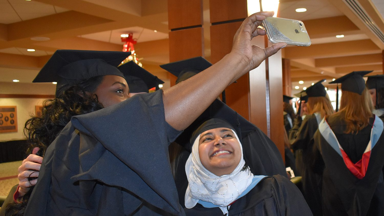 December 2017 Graduation