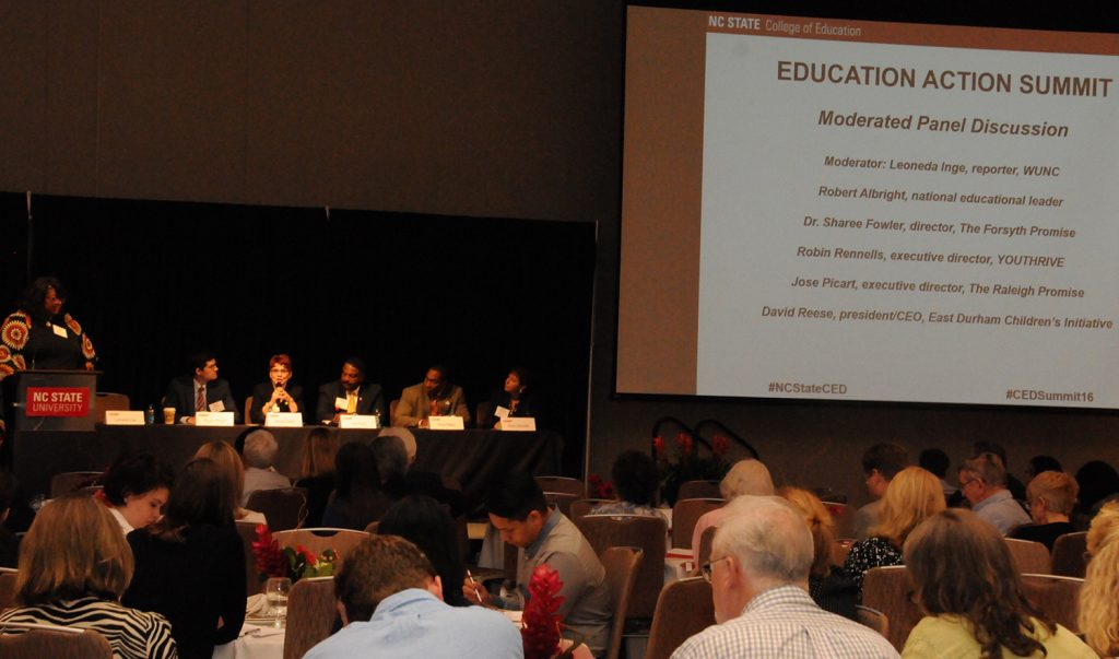 Education Summit Panel