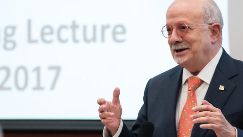 Eduardo Padron Lecture