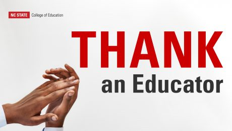 Educators Are Asking For Loving >> Thankaneducator Your Stories About Educators Who Change Lives