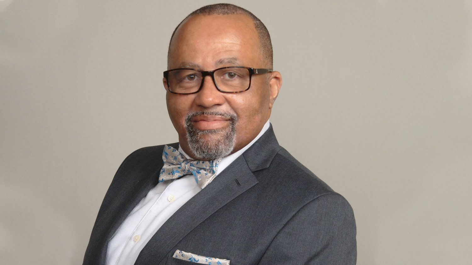 Robert Horne won the National Board of Certified Counselors' first Bridging the Gap Award for Lifetime Leadership