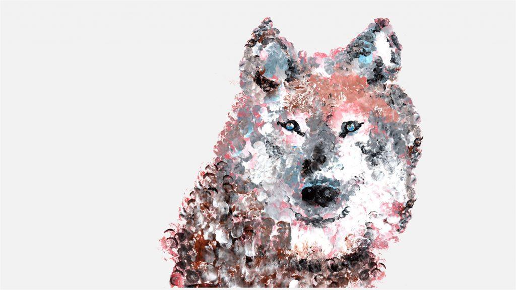 EdTalks: A Celebration of K-12 Education graphic wolf