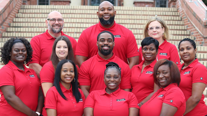 2019-21 NC State Leadership Academy Cohort