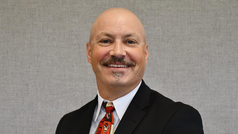 Teaching Assistant Professor of STEM Education Steve Miller