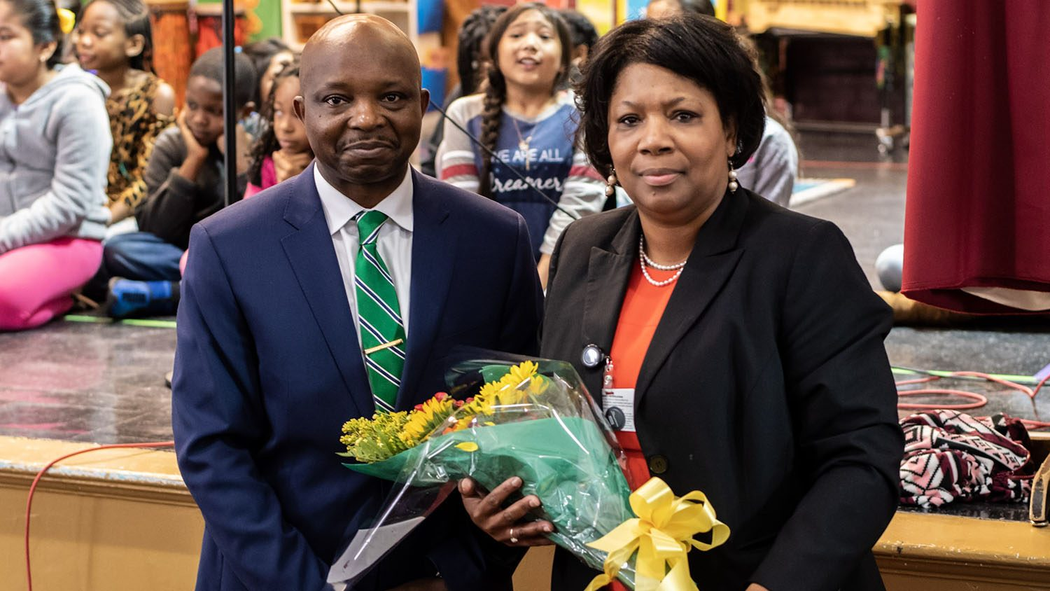 Kimberly Ferrell, Durham County Principal of the Year
