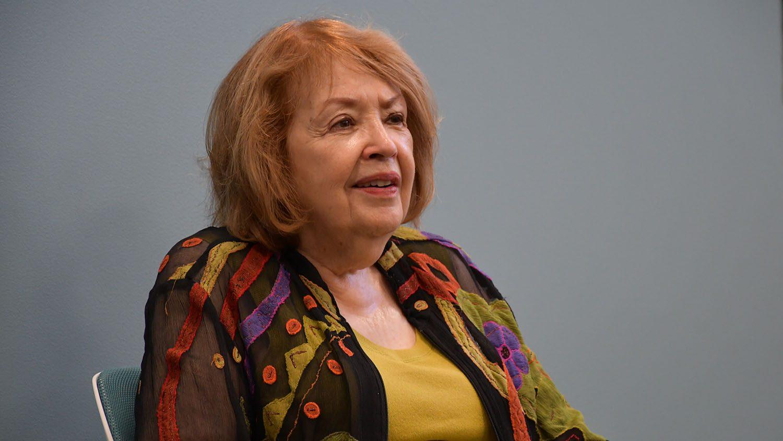 Author, Poet, and Literary Advocate Pat Mora