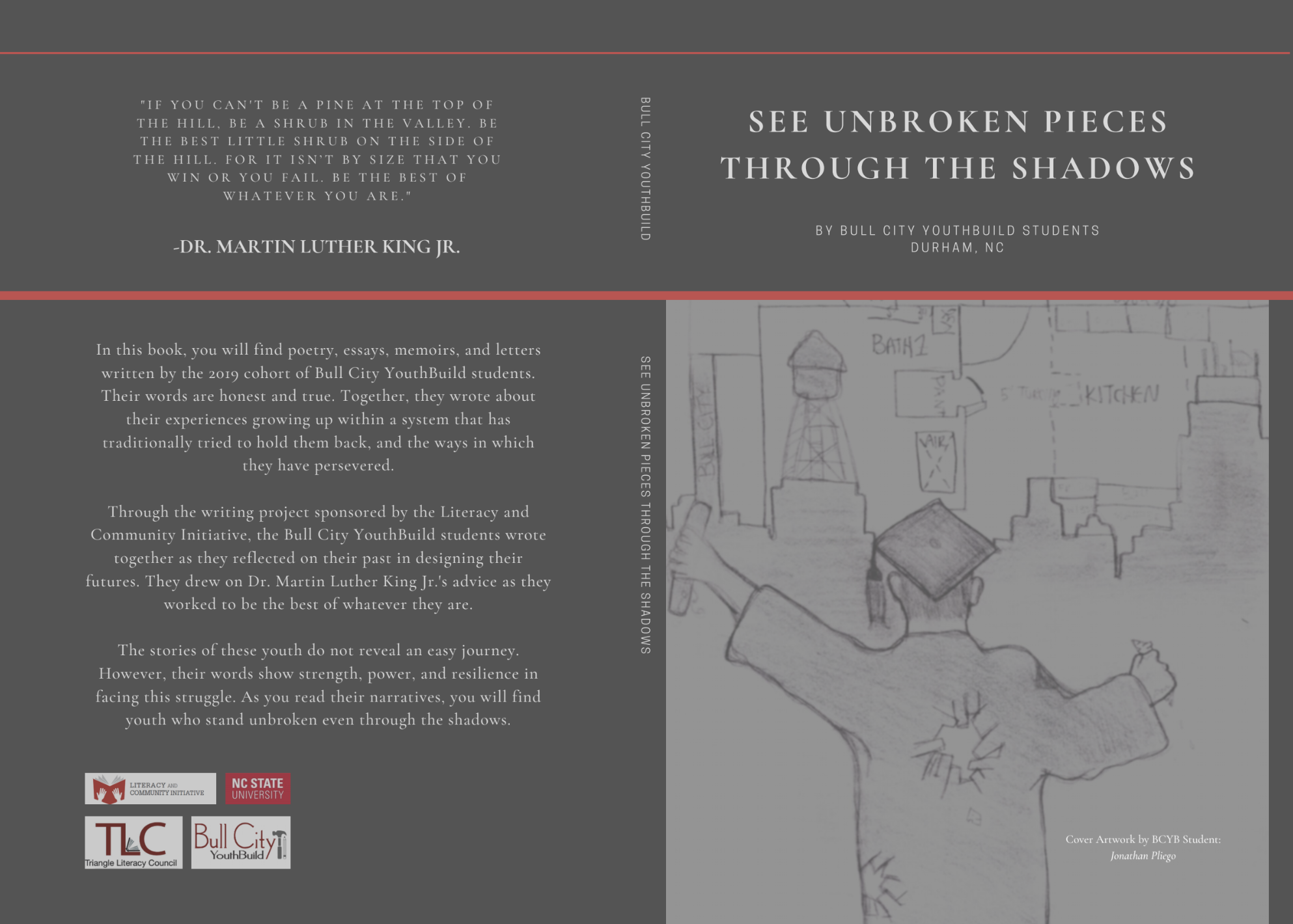 "Cover art for ""See Unbroken Pieces Through the SHadows"""