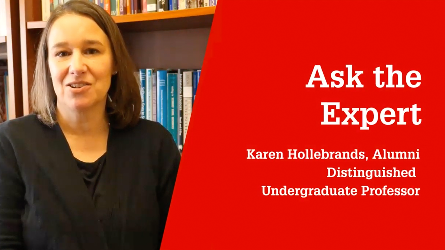 Karen Hollebrands talks about how teachers can use technology in the classroom