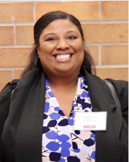 Cumberland County Principal Fellow Lakeisha Bradley
