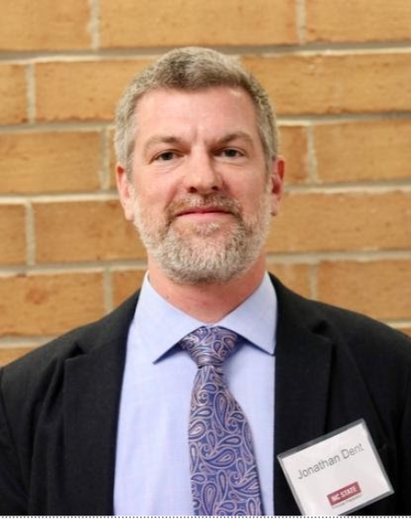 Cumberland County Principal Fellow Jonathan Dent