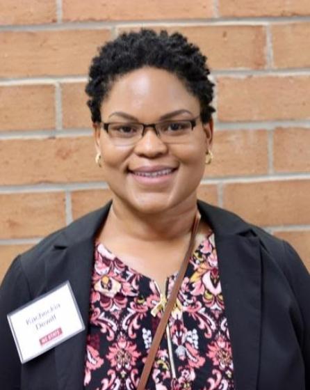Cumberland County Principal Fellow Kacheckia Dewitt