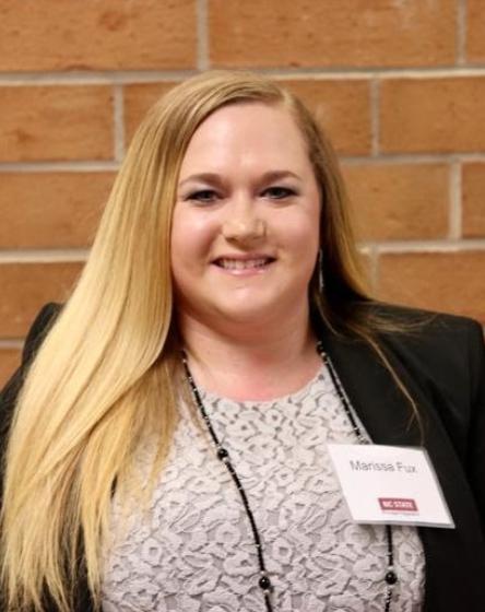 Cumberland County Principal Fellow Marissa Fux