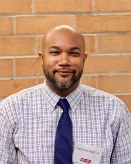 Cumberland Country Principal Fellow Stephen Hall Jr.