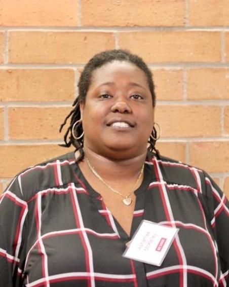 Cumberland County Principal Fellow Ashantee McKelley