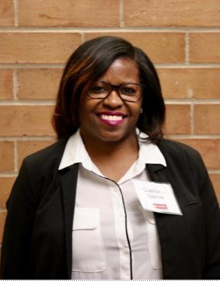 Cumberland County Principal Fellow Quantisha Spencer