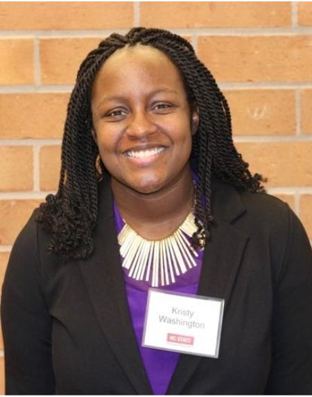 Cumberland County Principal Fellow Kristy Washington