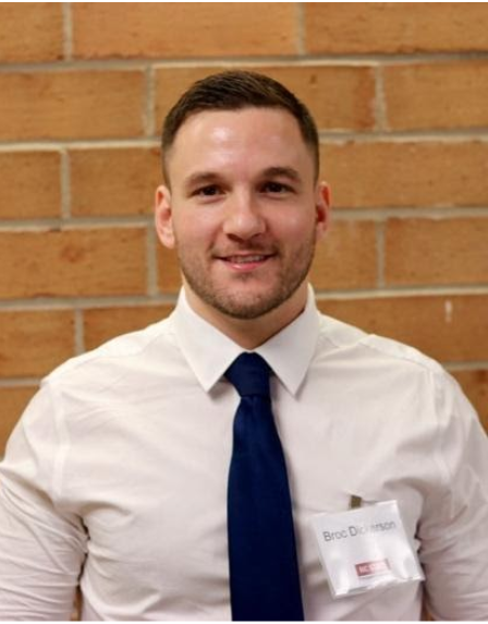 Durham County Principal Fellow Broc Dickerson