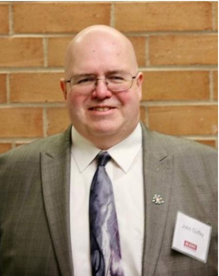 Durham County Principal Fellow John Guffey