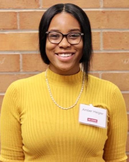Durham County Principal Fellow Amber Haigler